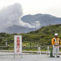 As Mount Aso blows its top, tourism industry braces for fallout