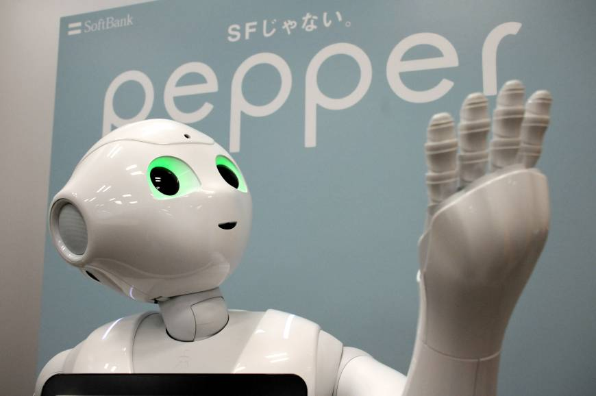 SoftBank warns against sex with its android Pepper