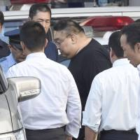 Sumo stable master arrested for allegedly assaulting assistant