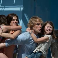 White people on holiday are threatened by Asian stereotypes in 'No Escape'