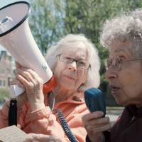 'Two Raging Grannies' try to figure out the global economy