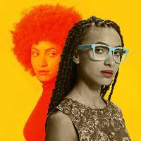 A different kind of duet: Esperanza Spalding brings her alter ego to the Tokyo Jazz Festival in the form of her project Emily's D+Evolution. | © HOLLY ANDRES