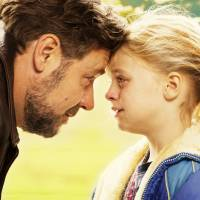 In 'Fathers and Daughters' it doesn't take a village to raise a child, only Russell Crowe