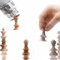 AI can already beat humans at chess. A day may arrive when AI can pass the University of Tokyo entrance exam. | ISTOCK