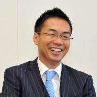 BCM Rating Director at the Development Bank of Japan Inc. Yoshiki Hiruma | YOSHIAKI MIURA