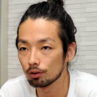 Star actor Mirai Moriyama shares his delight at being 'in a mess'