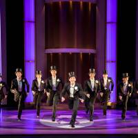 'Top Hat' musical takes film classic to happy new heights