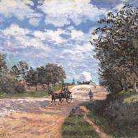 'Alfred Sisley Exhibition: Impressionists and Landscape Painters of the Sky and Waterfronts'