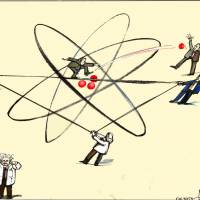 Stopping nuclear terrorism
