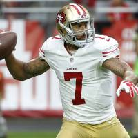 Tomsula stands by Kaepernick after blowout loss