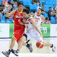 Japan routs Malaysia in FIBA Asia clash