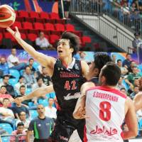 Japan falls to Iran in Asia championship opener