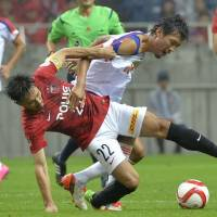 Urawa fightback falls short as Albirex reach Nabisco Cup semis