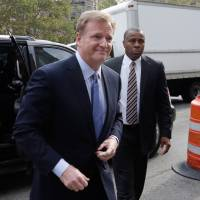Goodell wants to keep final say on discipline