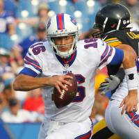Cowboys take Cassel from Bills to cover loss of QB Romo