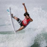 Surfing was one of five sports recommended Monday for inclusion in the Tokyo Olympic program by the 2020 Games organizers. | KYODO