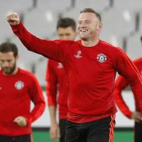 Wayne Rooney has made a profound impact for Manchester United during his long career, but hasn't been able to replicate that success with England in the World Cup. | REUTERS