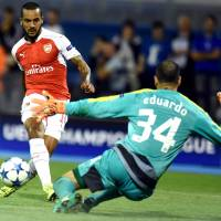 Wenger pays heavy price for fielding weakened team