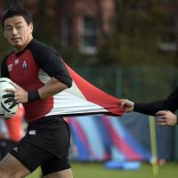 Jones names Japan side for World Cup opener against South Africa