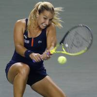 Nara ousts Doi in Pan Pacific Open opener