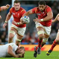 Wales leaves England staring into abyss at Rugby World Cup