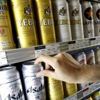SABMiller, AB InBev merger may reignite Japanese brewers' foreign ambitions