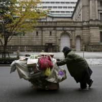 BOJ to snip GDP, inflation forecasts for 2015, 2016