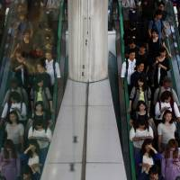 Japan's job availability jumps to highest level in 23 years