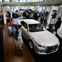 Toyota tops world auto sales in first nine months