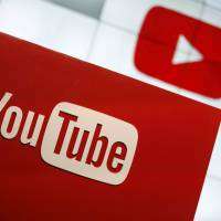 Paid content: YouTube unveiled its new paid subscription service in Los Angeles on Oct. 21. | REUTERS
