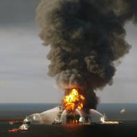U.S., five states announce settlement with BP over gulf oil spill
