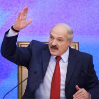 Belarus vote sets stage for Putin duel with EU