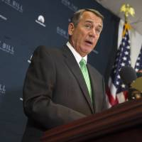 Last act as speaker: Boehner targets budget deal to prevent shutdown at least till after '16 election