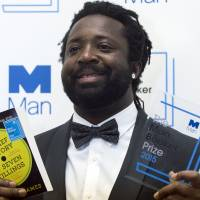 Jamaica's Marlon James wins Booker Prize for fiction