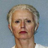 This undated file photo provided in 2011 by the U.S. Marshals Service shows Catherine Greig, the longtime girlfriend of Whitey Bulger, sentenced in 2012 to an eight-year prison term for conspiracy to harbor a fugitive, identity fraud and conspiracy to commit identity fraud.   U.S. MARSHALS SERVICE VIA AP, FILE