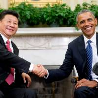 China, U.S. stress good manners in avoiding aerial incidents