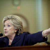 Benghazi committee confronts Clinton, targets Obama's shifting stance, but gloves stay on
