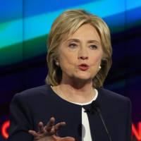 Clinton's debate showing may spell trouble for Biden