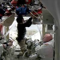 Scott Kelly set to break U.S. spaceflight record; ISS poised to mark 15th year