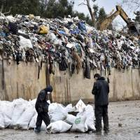 Severe storms slam Mideast, kill six in Egypt, turn Beirut into garbage torrent