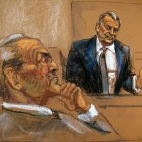 Mobster, 80, accused of role in 1978 JFK heist of 'Goodfellas' fame goes on trial