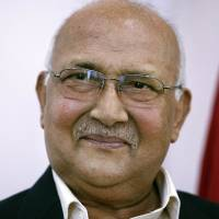 Communist leader Sharma Oli chosen as Nepal's new prime minister