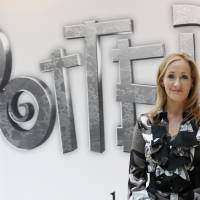 J.K. Rowling's first Harry Potter play to feature son Albus
