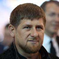 Chechen strongman urges Putin to let his troops take on IS in Syria
