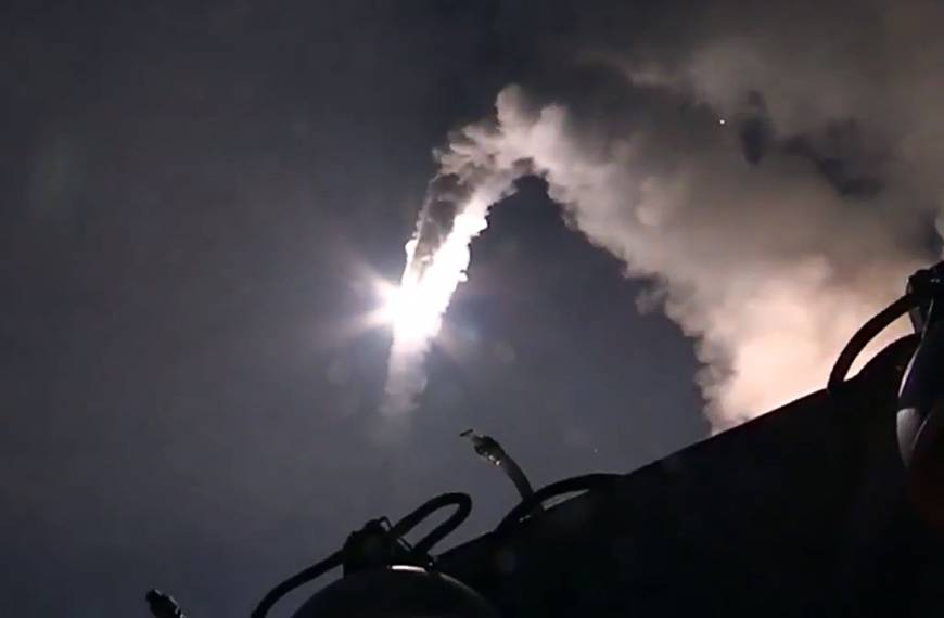 Russia ships in Caspian fire over Iran, Iraq to hit Syria rebel targets as Assad troops launch blitz