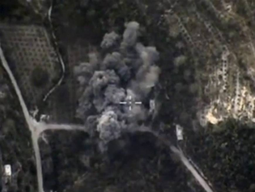 Russia boasts bombing record 94 Syria targets in 24 hours; U.S. airstrikes abate