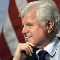 Ted Kennedy hits Bill Clinton health care tack, '07 failed immigration bill in newly aired recordings