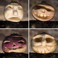Halloween turnips? Britons urged to return to tradition