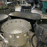 Barbecue sets made by Mie prison inmates proving a hit