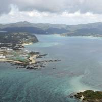 Central government to restart landfill preparation work for U.S. base in Okinawa